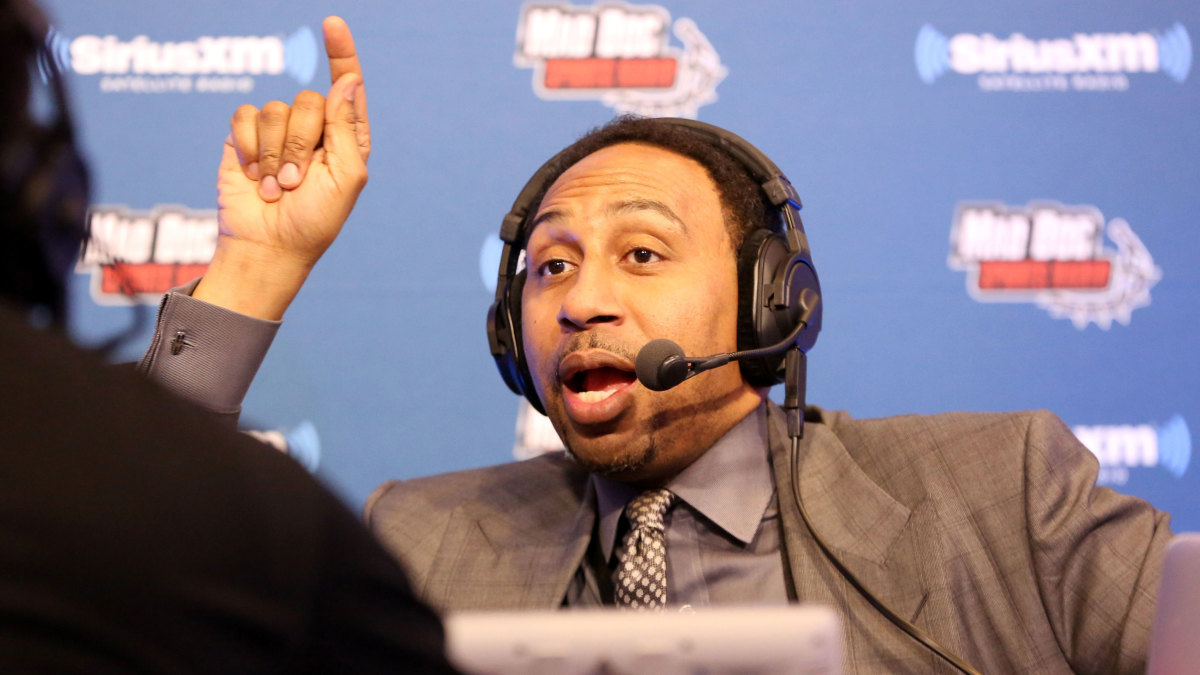 Stephen A. Smith on NBA Players Going Without Recreational Activities in Orlando: 'They're Gonna Violate the Bubble': TRAINA THOUGHTS - Sports Illustrated thumbnail