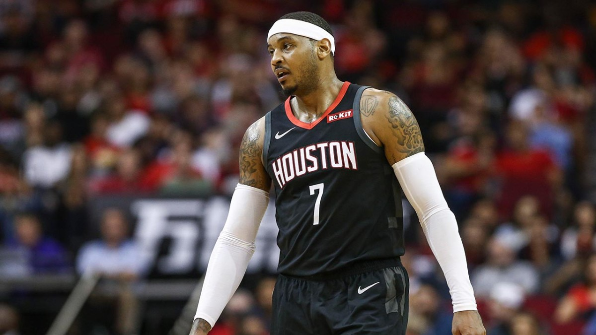 Carmelo Anthony Opens Up on Signing With Portland: 'It Seems Like It's a Perfect Opportunity'