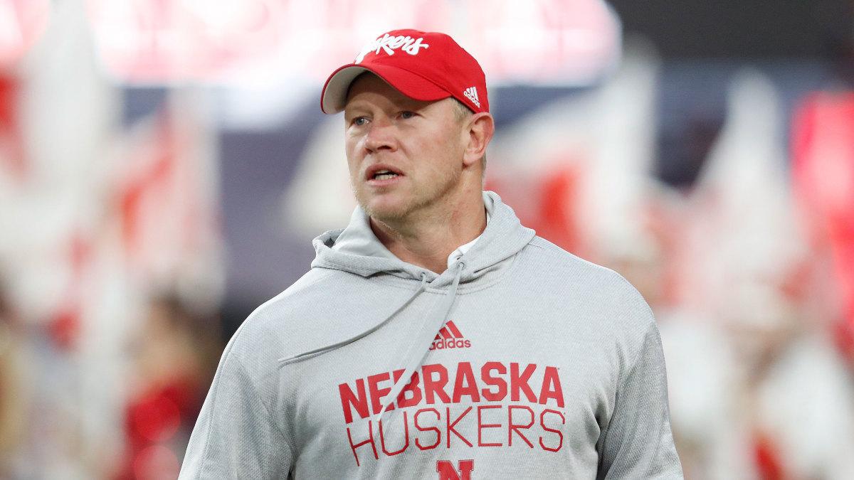 Nebraska extends Scott Frost contract