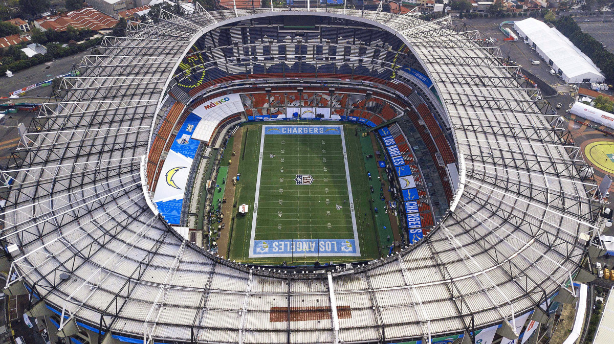 After last year's debacle, all eyes will be on the turf at Estadio Azteca tonight.