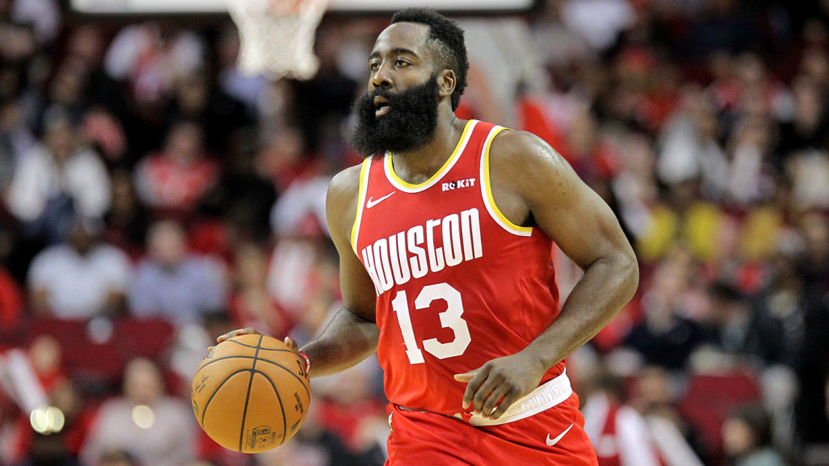 NBA Power Rankings: Rockets Rising Behind James Harden's Brilliance - Sports Illustrated