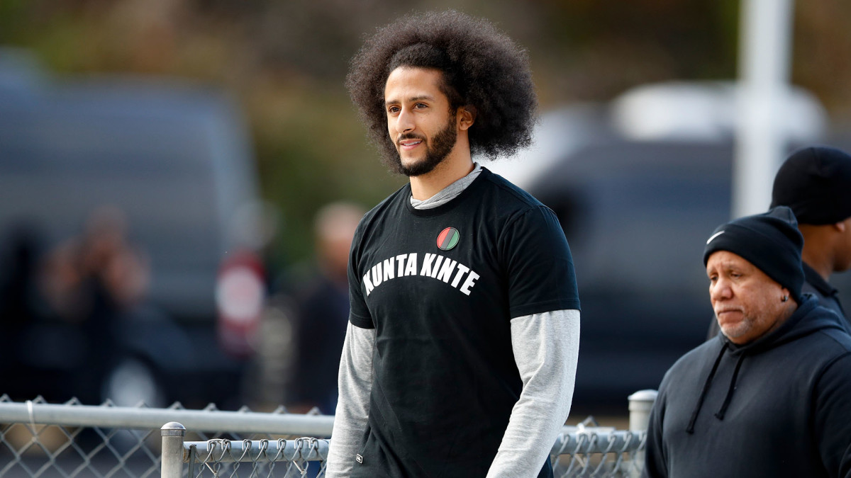How Colin Kaepernick's Workout Waiver Was Different From the NFL's