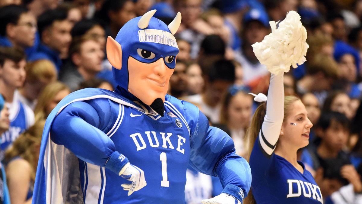 College Basketball Rankings Duke Atop Ap Top 25 Poll