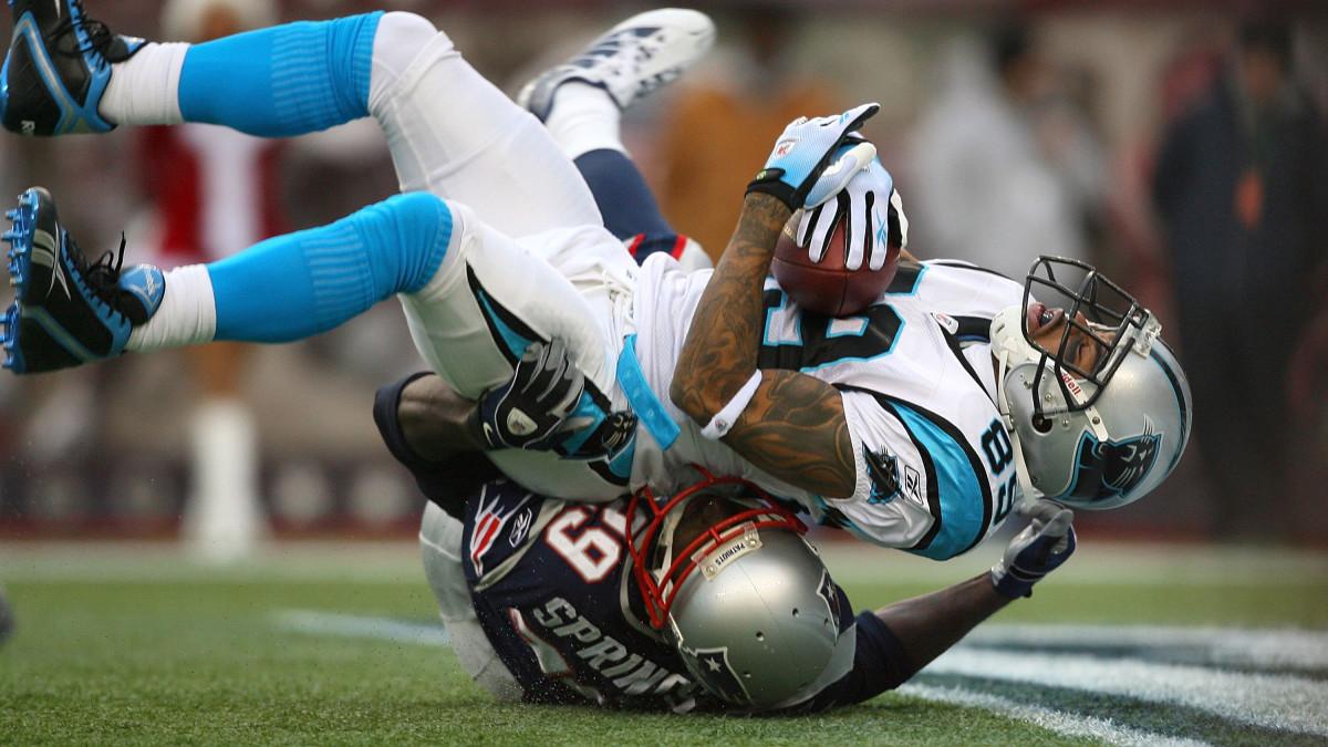 Shawn Springs helmet safety