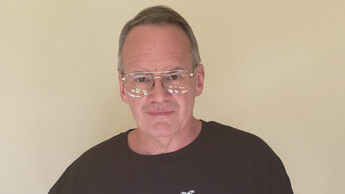 Wrestling commentator Jim Cornette