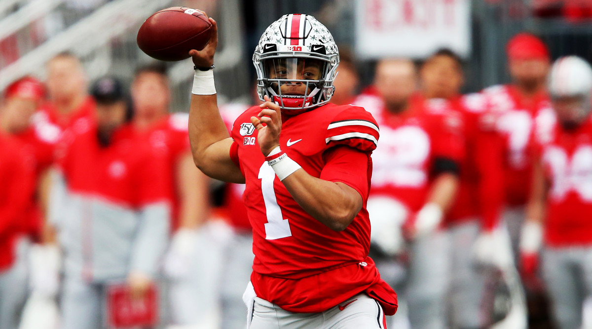 Ap Top 25 Ohio State Gains Ground On Top Ranked Lsu Sports