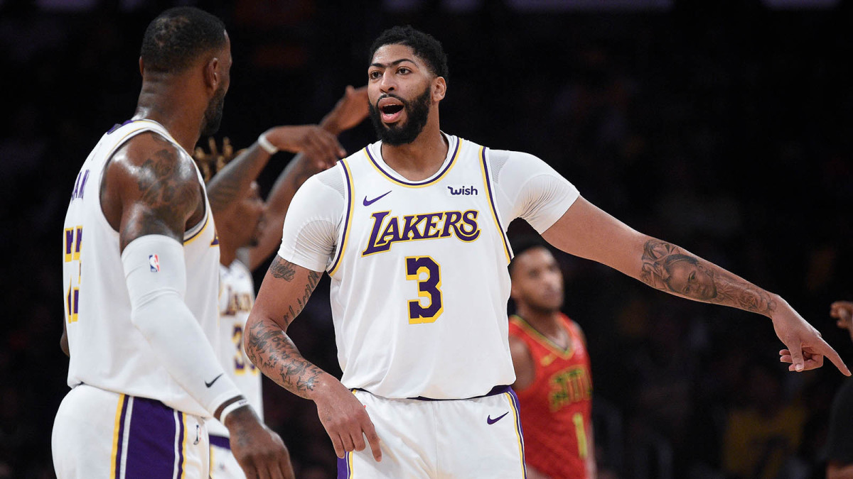 How Anthony Davis Plans to Maximize His Brand While Playing for the Lakers