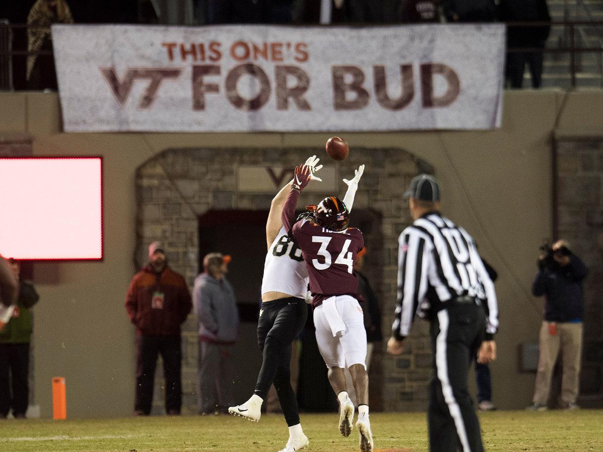 Virginia Tech Bud Foster retires