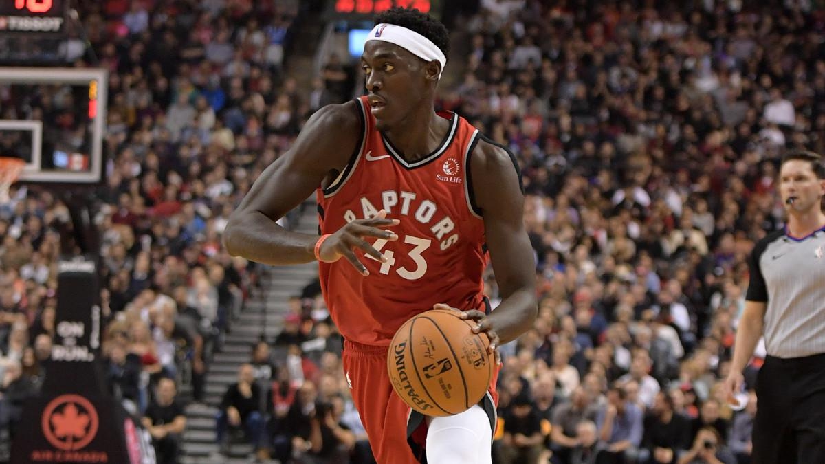 Toronto VanVleet Fred leading new Pascal Siakam, Raptors: