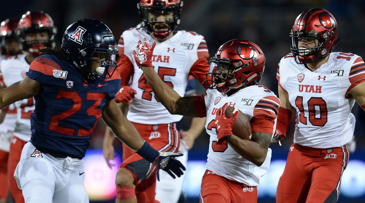 Does Utah deserve a College Football Playoff spot over Alabama or Oklahoma?
