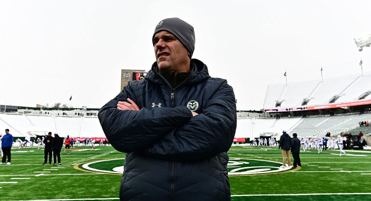 Mike Bobo fired Colorado State football
