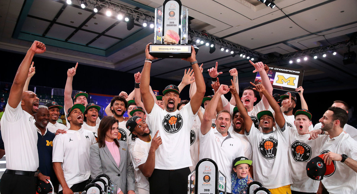 michigan-basketball-juwan-howard-battle-4-atlantis