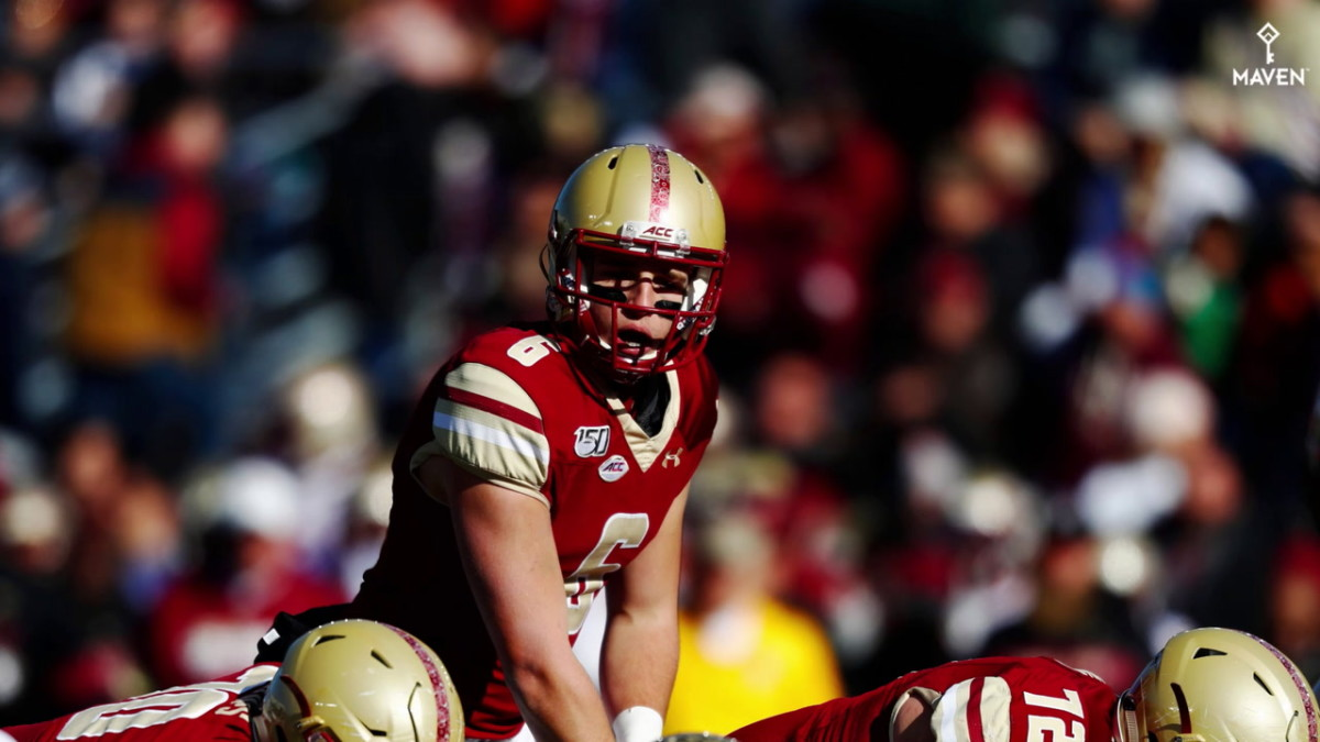 Boston College: Final Thoughts, Three Questions For Pitt Game
