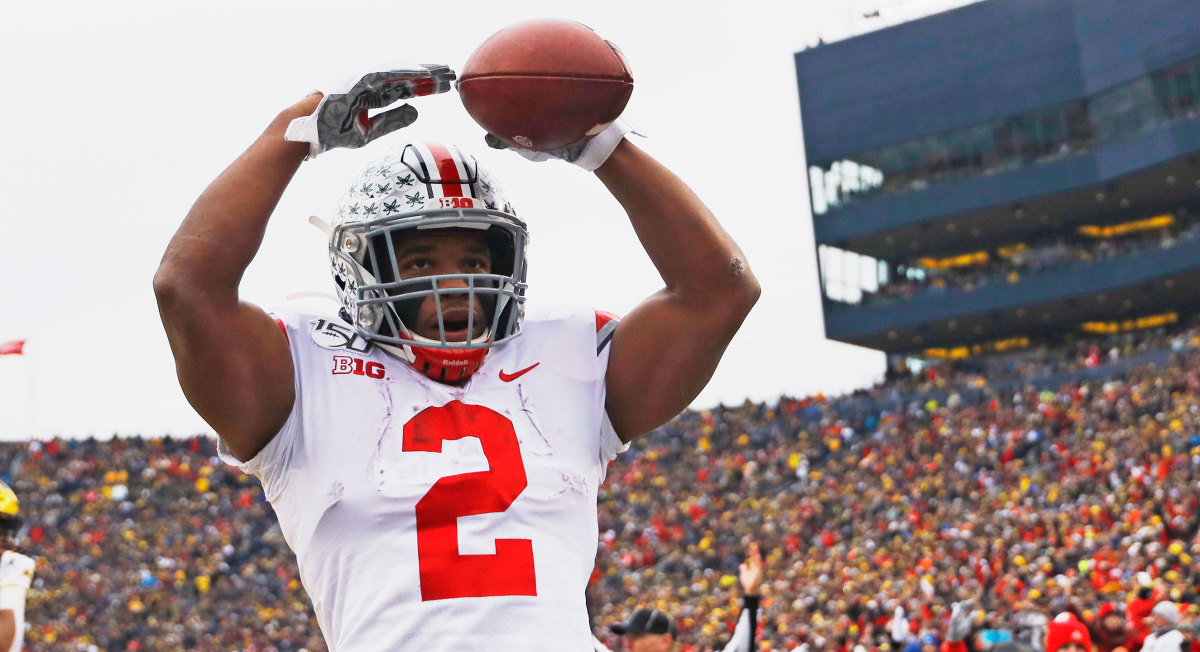 Ohio State Routs Michigan Widens Gap With Wolverines