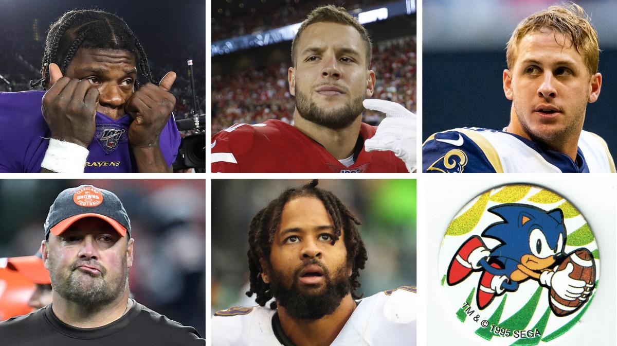 NFL Week 13 Preview