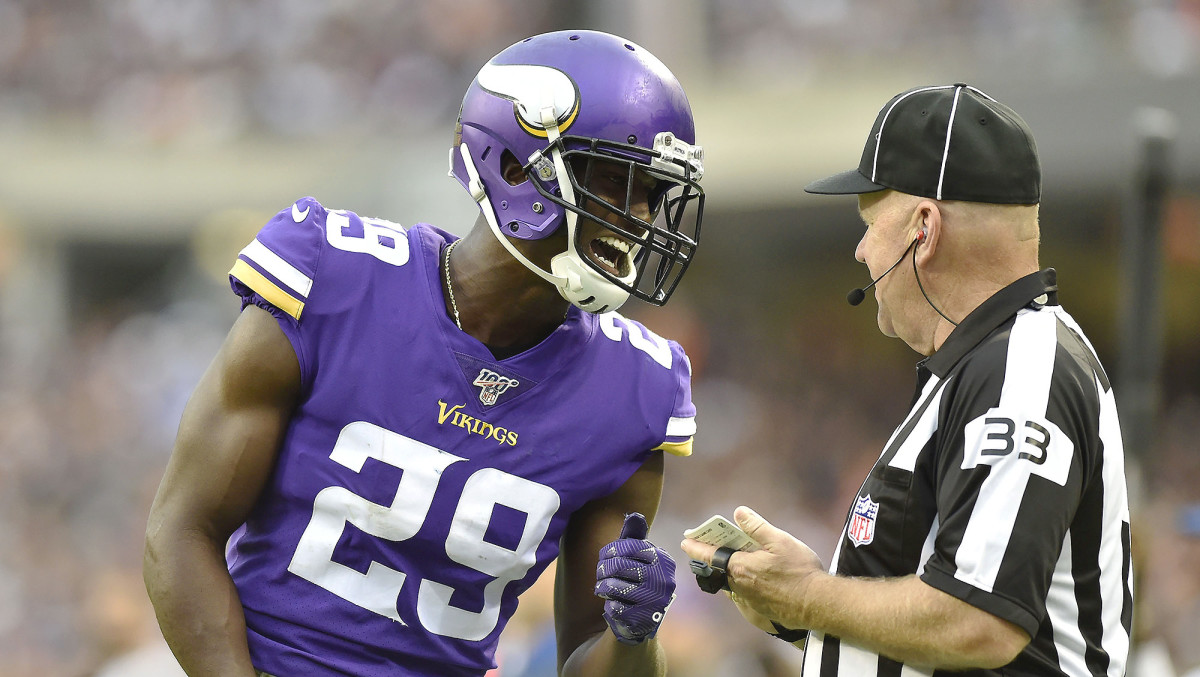 Rhodes will hope to be all smiles after he faces Seattle's Wilson, who's second in the league in passer rating.
