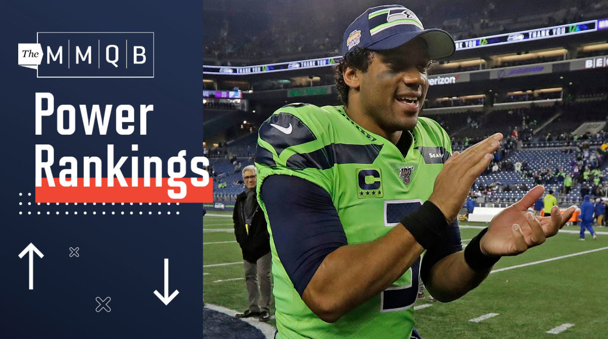 NFL Power Rankings Poll Week 14: Seahawks Climbing, NFC East Sinking - Sports Illustrated