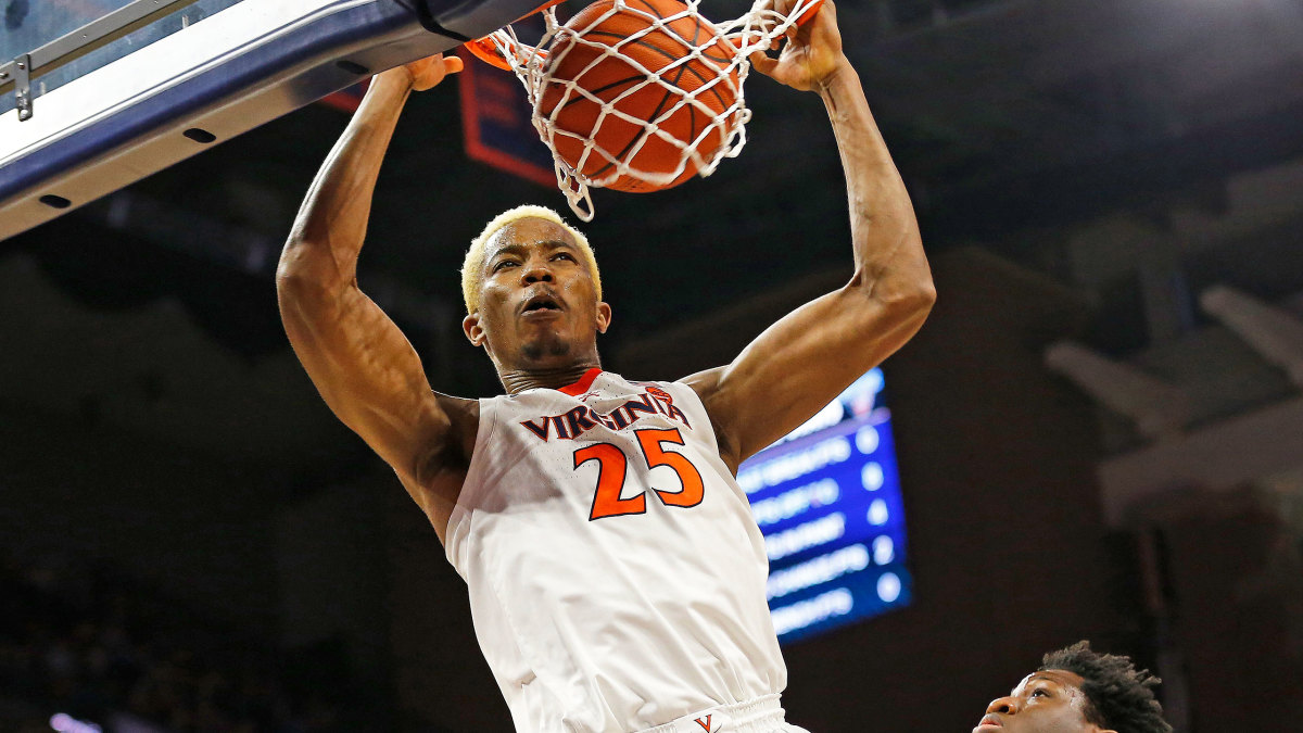 Virginia basketball predictions