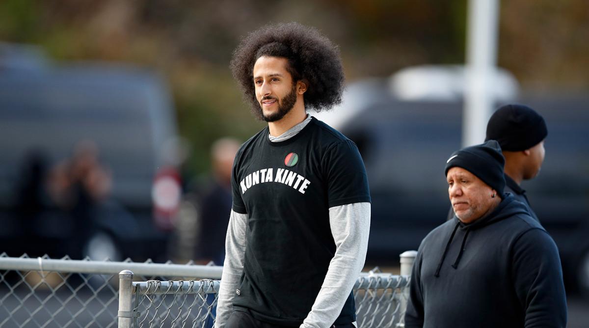 Redskins Sign WR Jordan Veasy After Colin Kaepernick Workout - Sports Illustrated