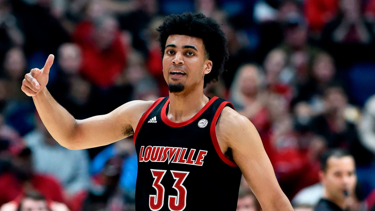 Louisville Ohio State Lead College Basketball Power