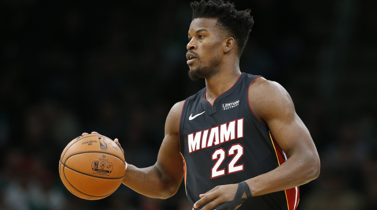 NBA DFS: Jimmy Butler