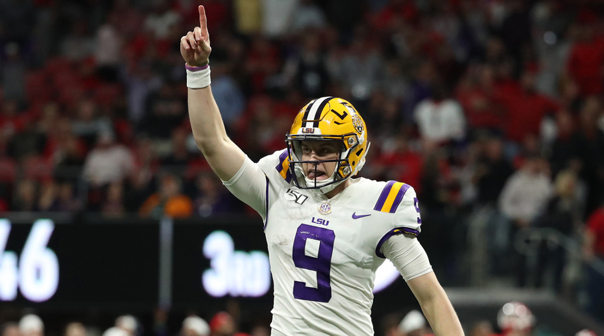 LSU Ohio State Clemson Oklahoma College Football Playoff Selected