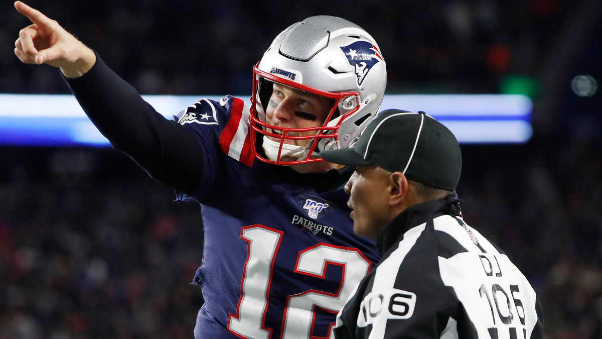 Were Boston Fans wrong to boo Tom Brady and the Patriots? - Sports Illustrated