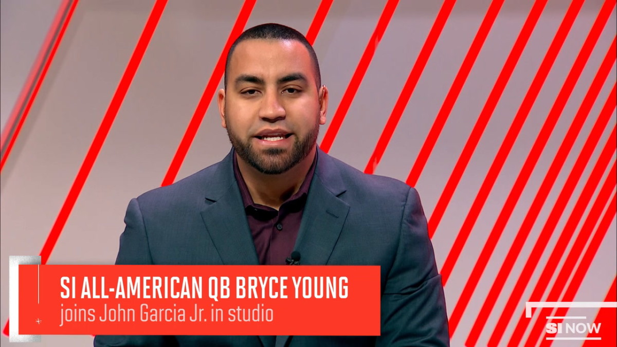 University of Alabama Commit Bryce Young is Sports Illustrated's Choice for All-American Quarterback - Sports Illustrated