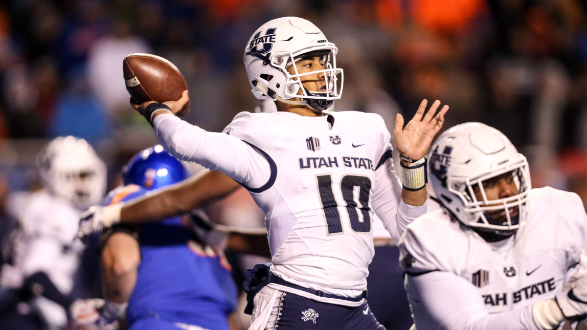 Utah State Quarterback Jordan Love Declares for NFL Draft