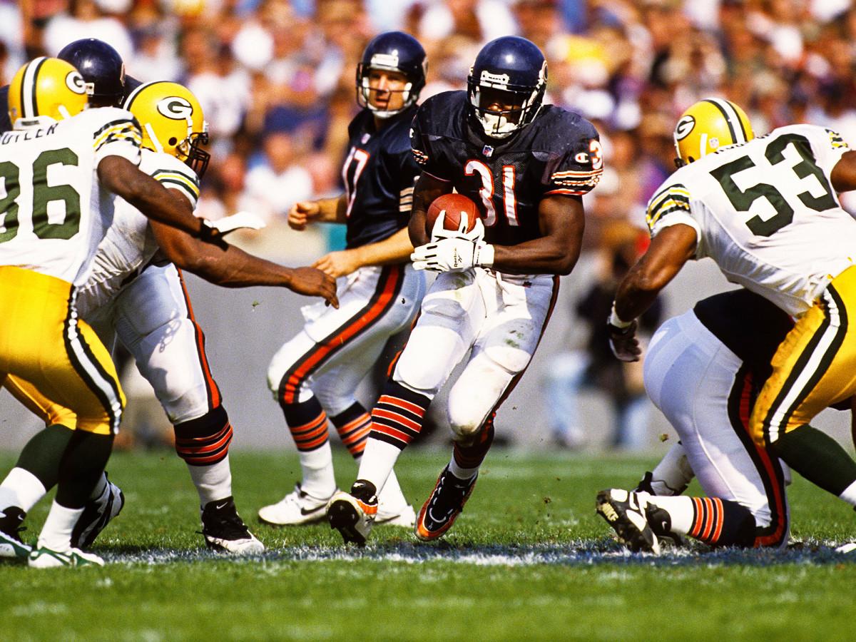 Rashaan Salaam NFL Chicago Bears