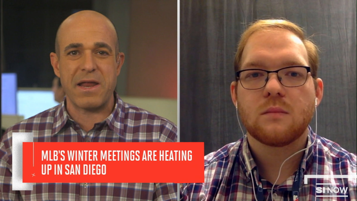 MLB Winter Meetings are Heating Up in San Diego - Sports Illustrated