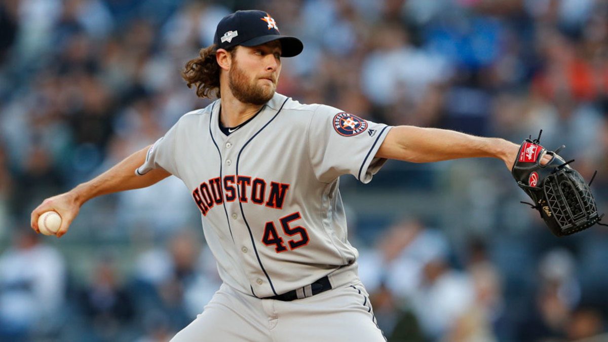 Yankees' Relentless Pursuit of Gerrit Cole Finally Pays Off