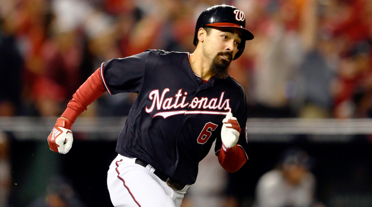 Anthony Rendon Signs With the Angels, Caps Wildly Exciting Winter Meetings