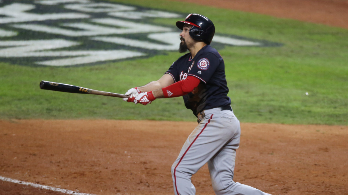 Report: Anthony Rendon Agrees to Seven-Year, $245 Million Deal with Angels