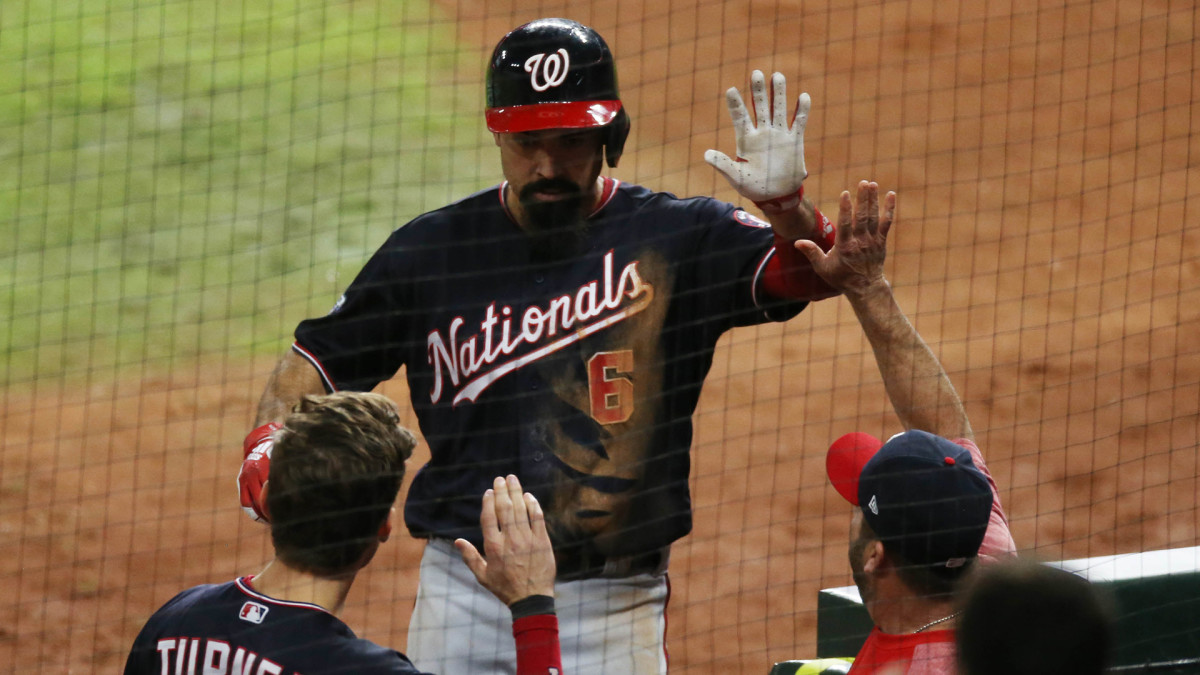 Will Anthony Rendon help Mike Trout in Los Angeles? - Sports Illustrated