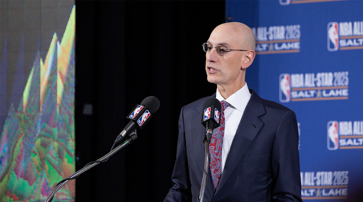 Adam Silver Announces Team Mexico City