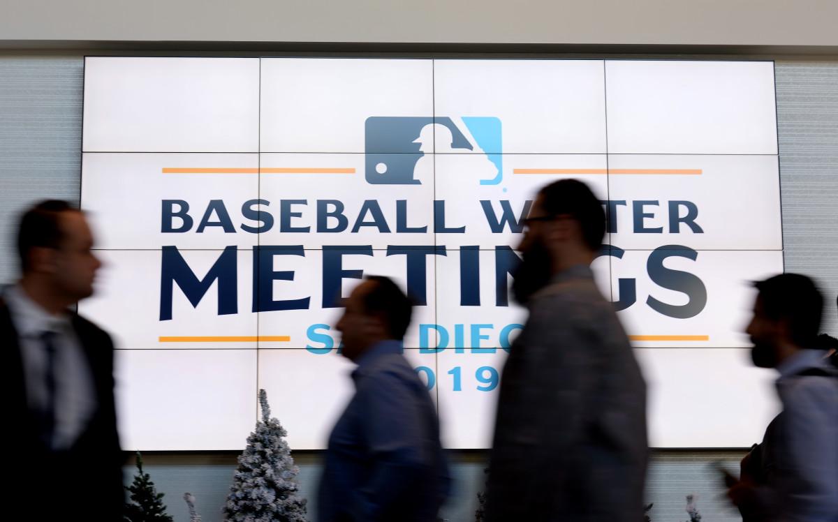 Winter Meetings Lobby