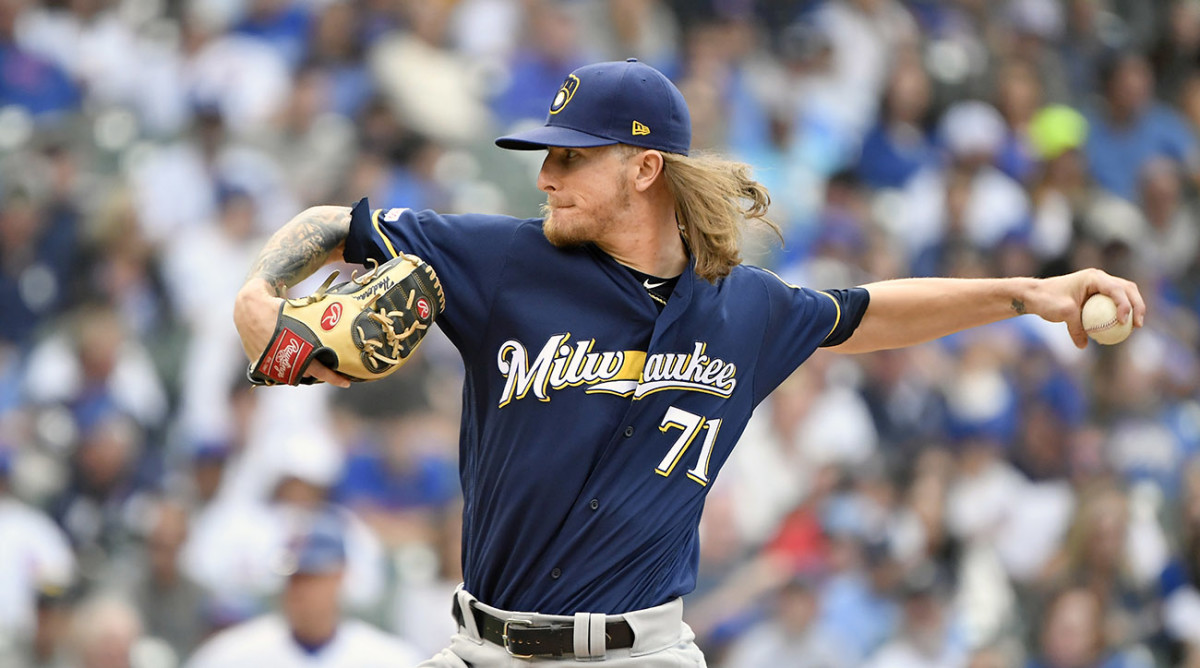 MLB Rumors: Yankees Still Interested in Brewers' Josh Hader