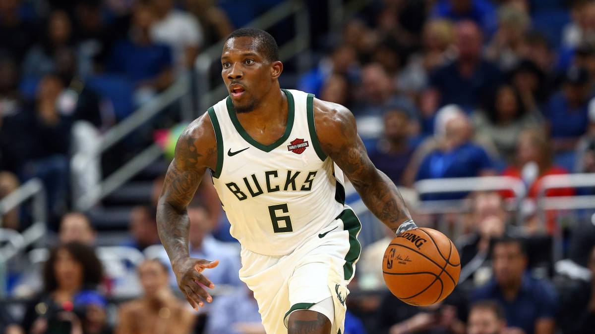 Eric Bledsoe will be out two weeks after injuring his right leg on Friday.