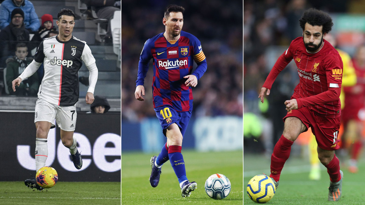 First Look, Predictions for Champions League's Last 16