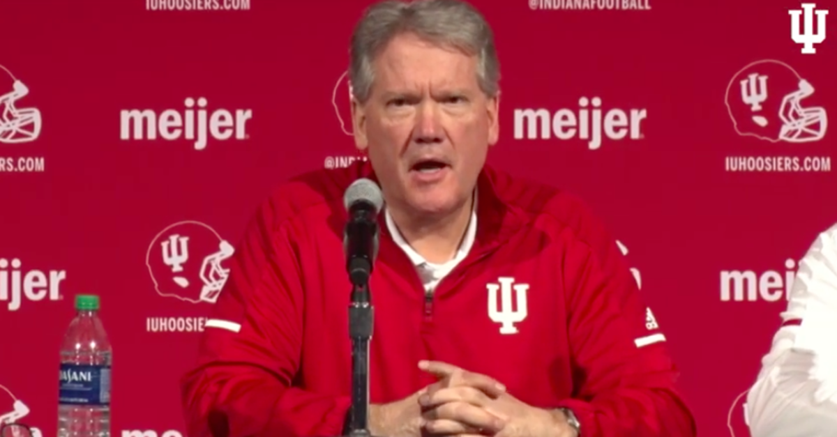 Indiana athletic director Fred Glass is looking forward to what the final details will be in the NCAA legislation.