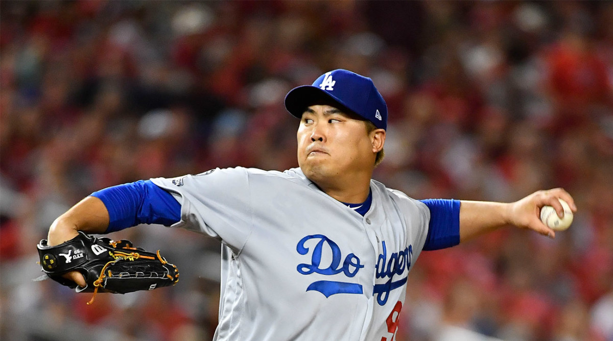 Ryu Dodgers MLB Rumors