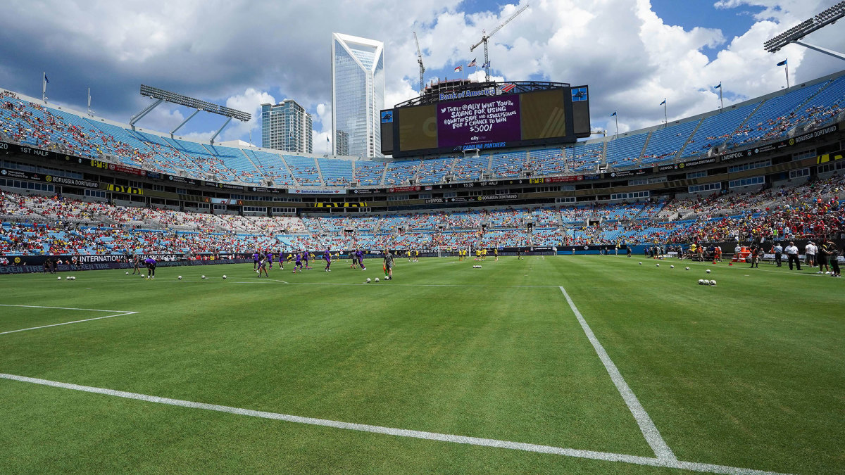 Charlotte Mls Expansion Team Goes To Panthers Tepper For Record
