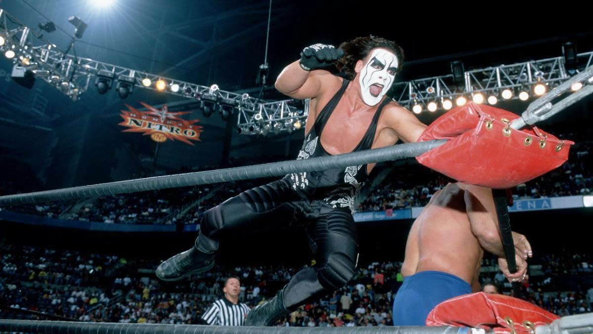 Sting on WCW Nitro