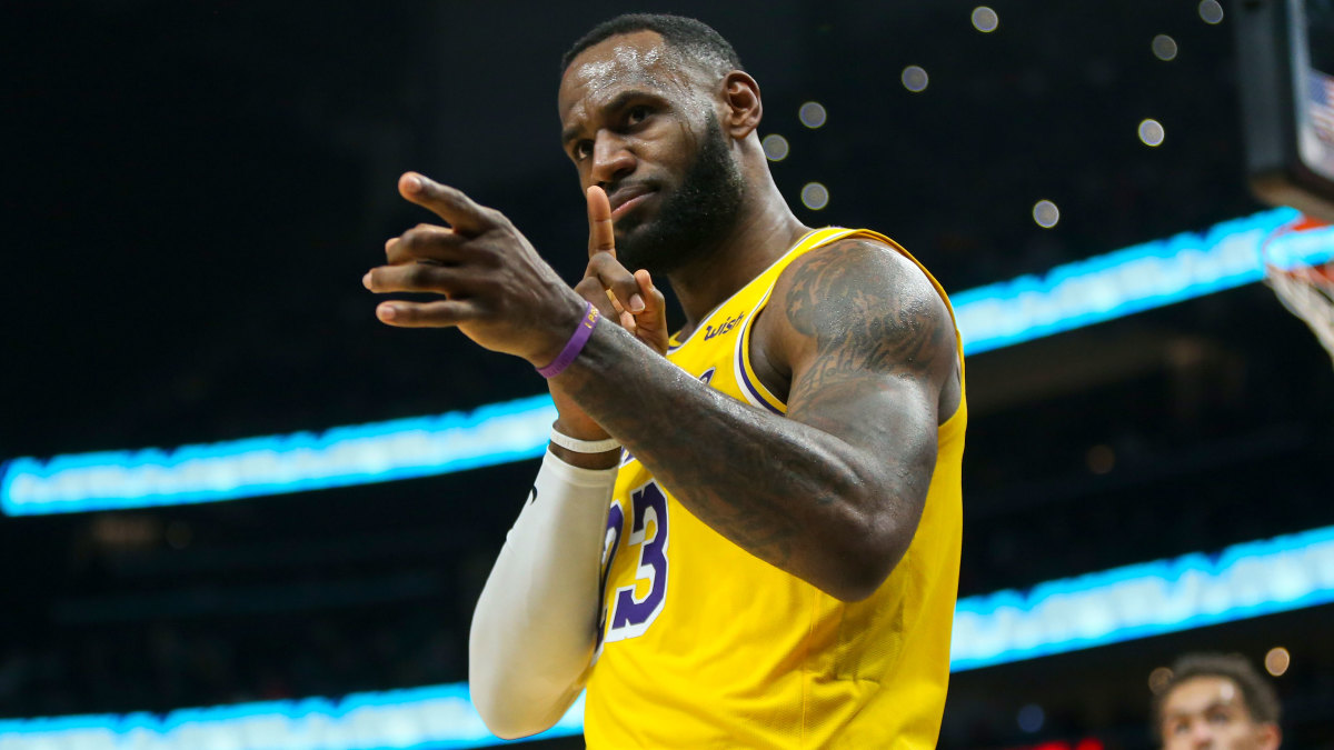 Lebron James New Nike Commercial Shows His Impact On Akron Sports Illustrated