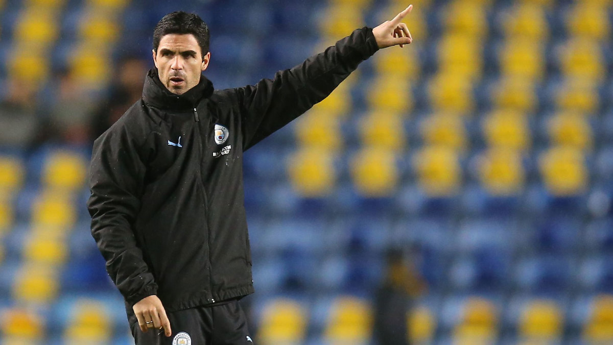 Mikel Arteta leaves Man City to become Arsenal's coach