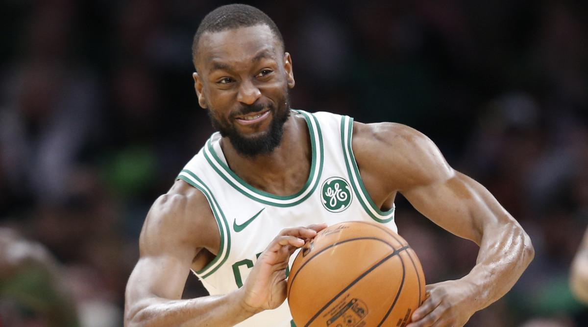 NBA cover image
