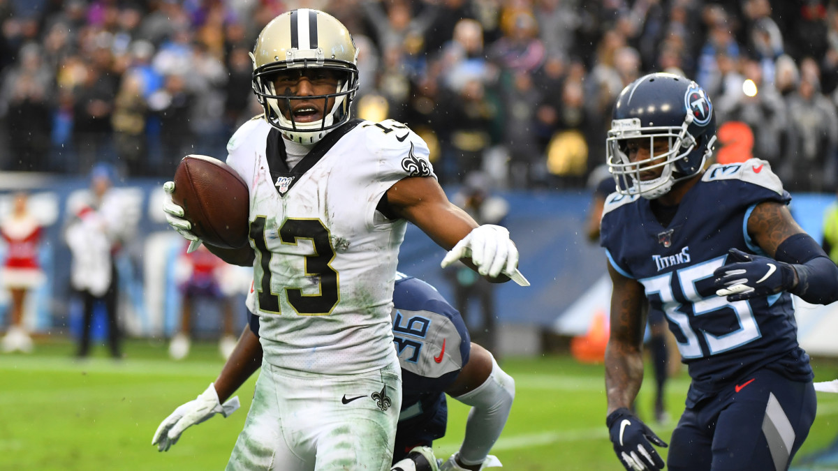 Michael Thomas is a Special Receiver Who Never Disappoints