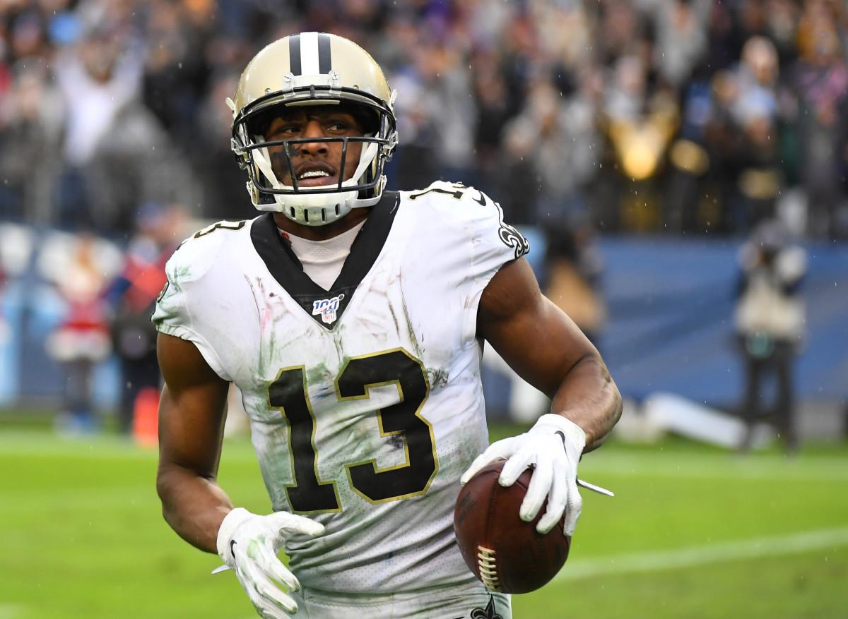 Thomas Sets the NFL Single-Season Receptions Record