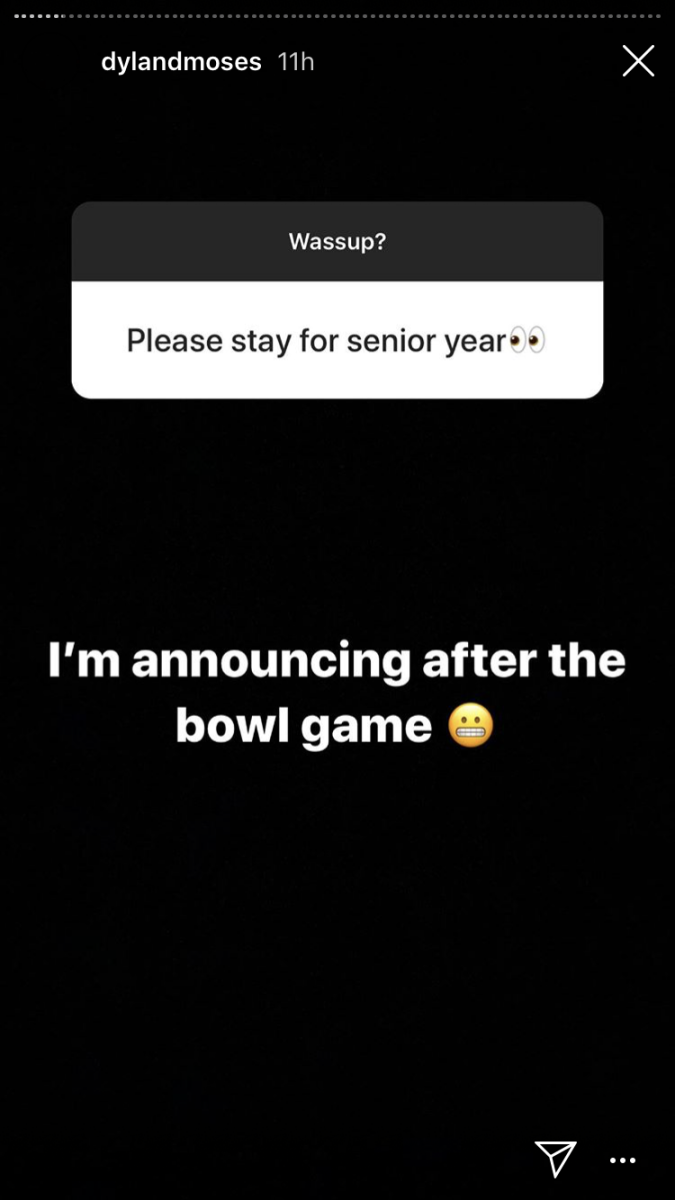 Dylan Moses on Instagram